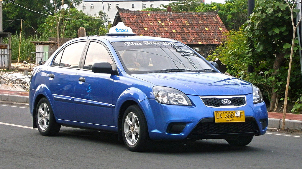are taxis safe in bali