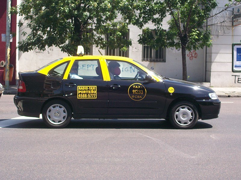 are taxis safe in argentina