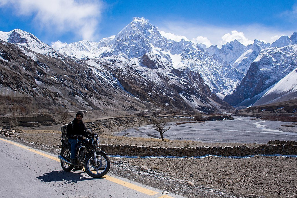 motorbike tour package in pakistan
