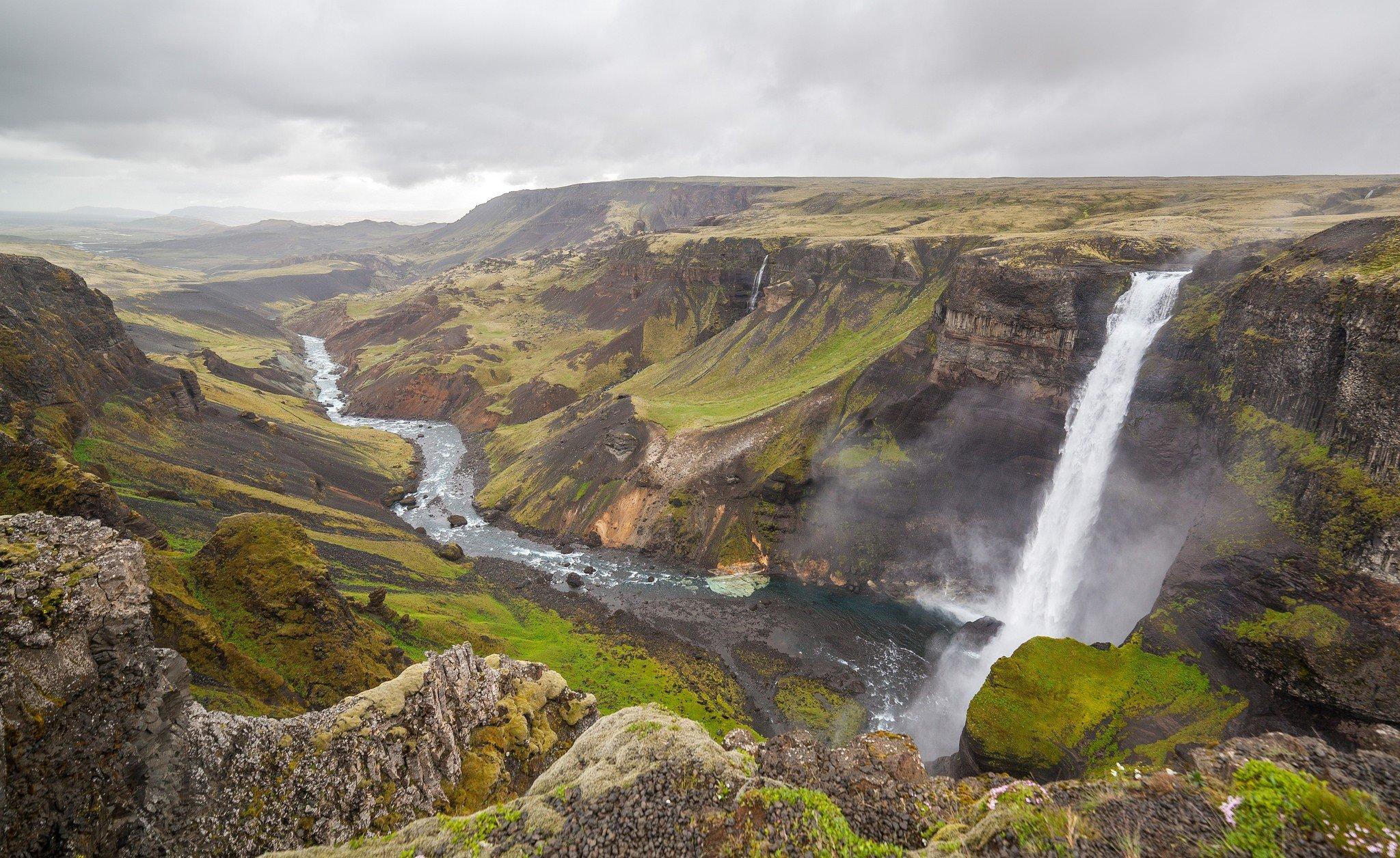 haifoss best waterfalls in iceland