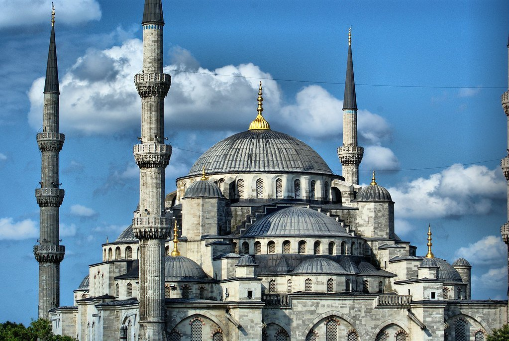 Blue Mosque, Istanbul, Turkey - Top destination Americans can travel right now