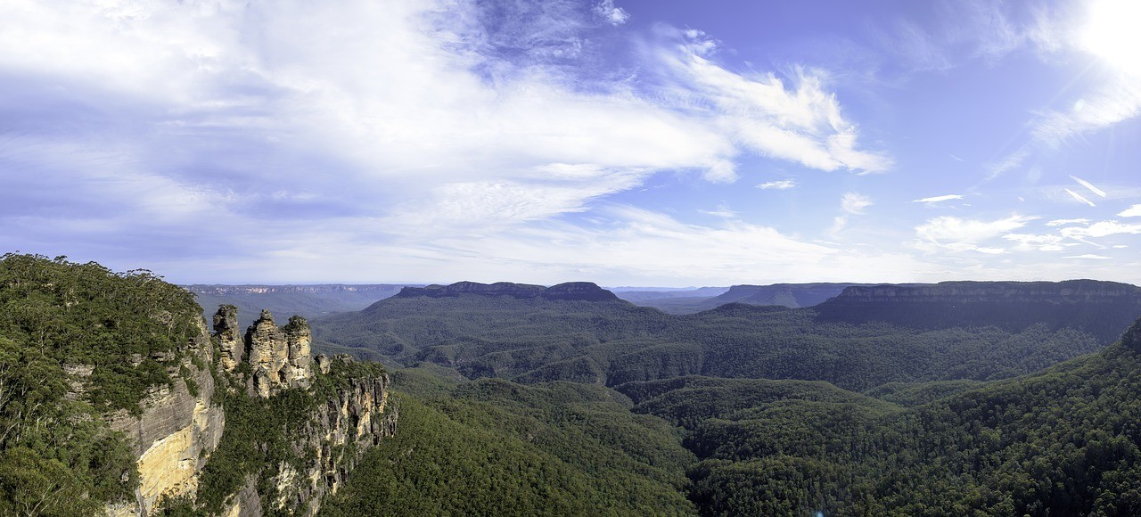 Blue Mountains - a day trip from Sydney