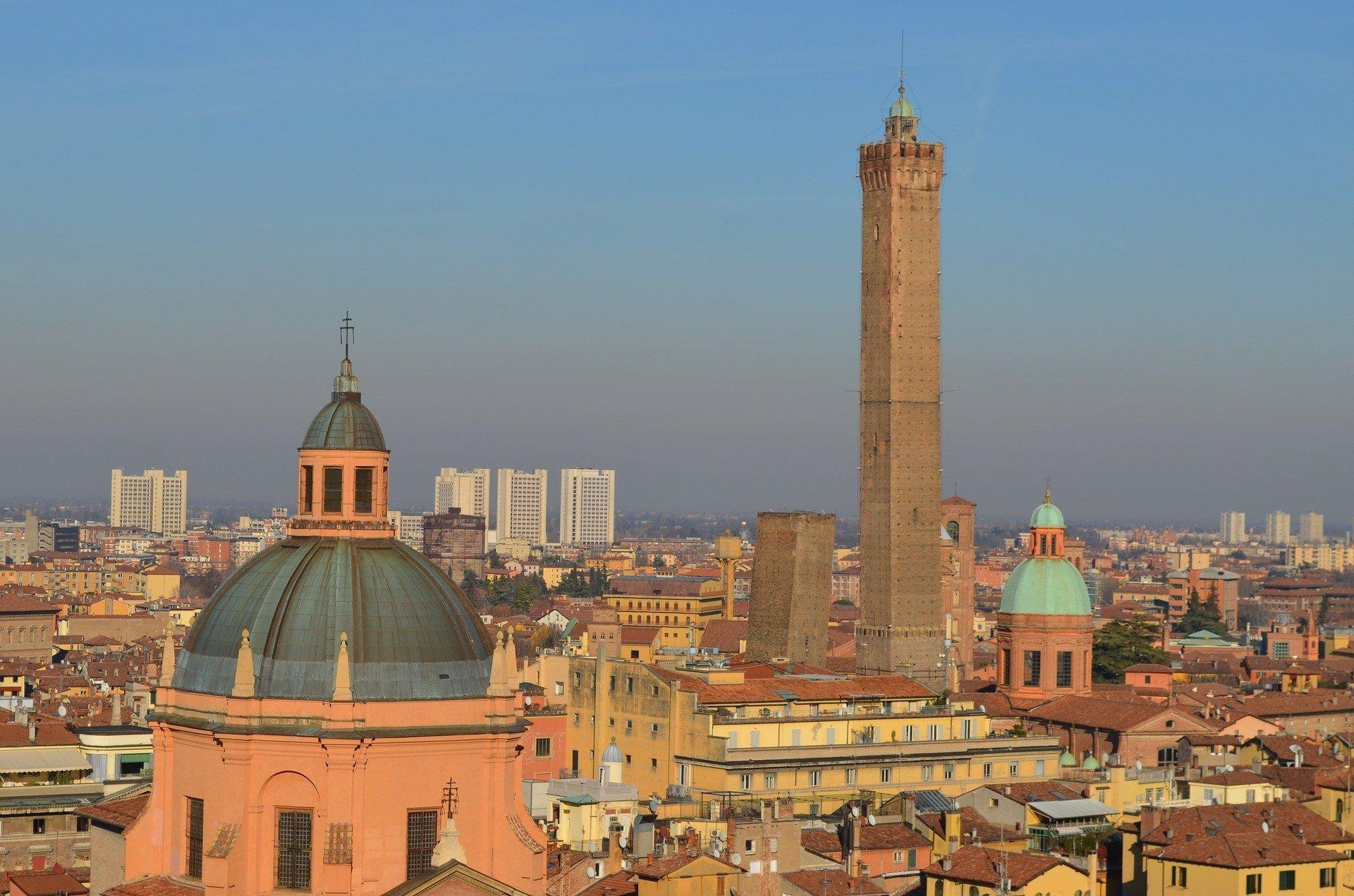 Centro Storico, Bologna