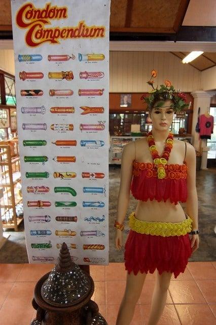 Condom Museum bangkok