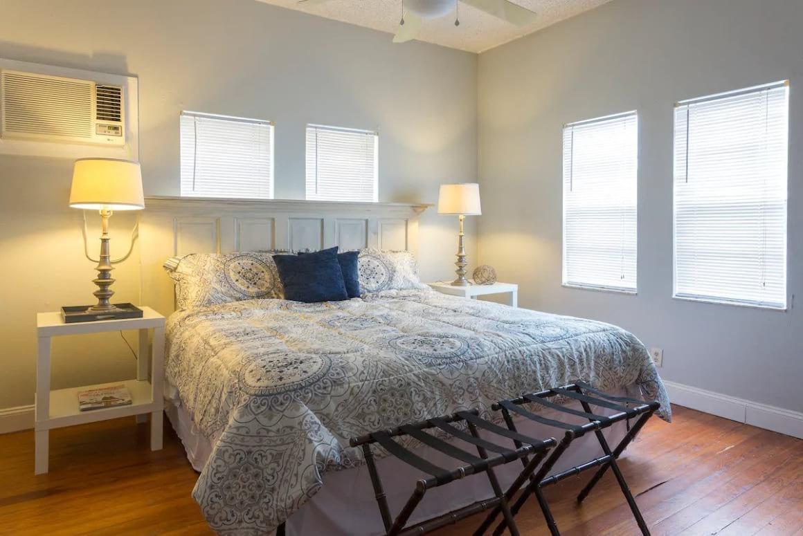 Convenient apartment for city explorers