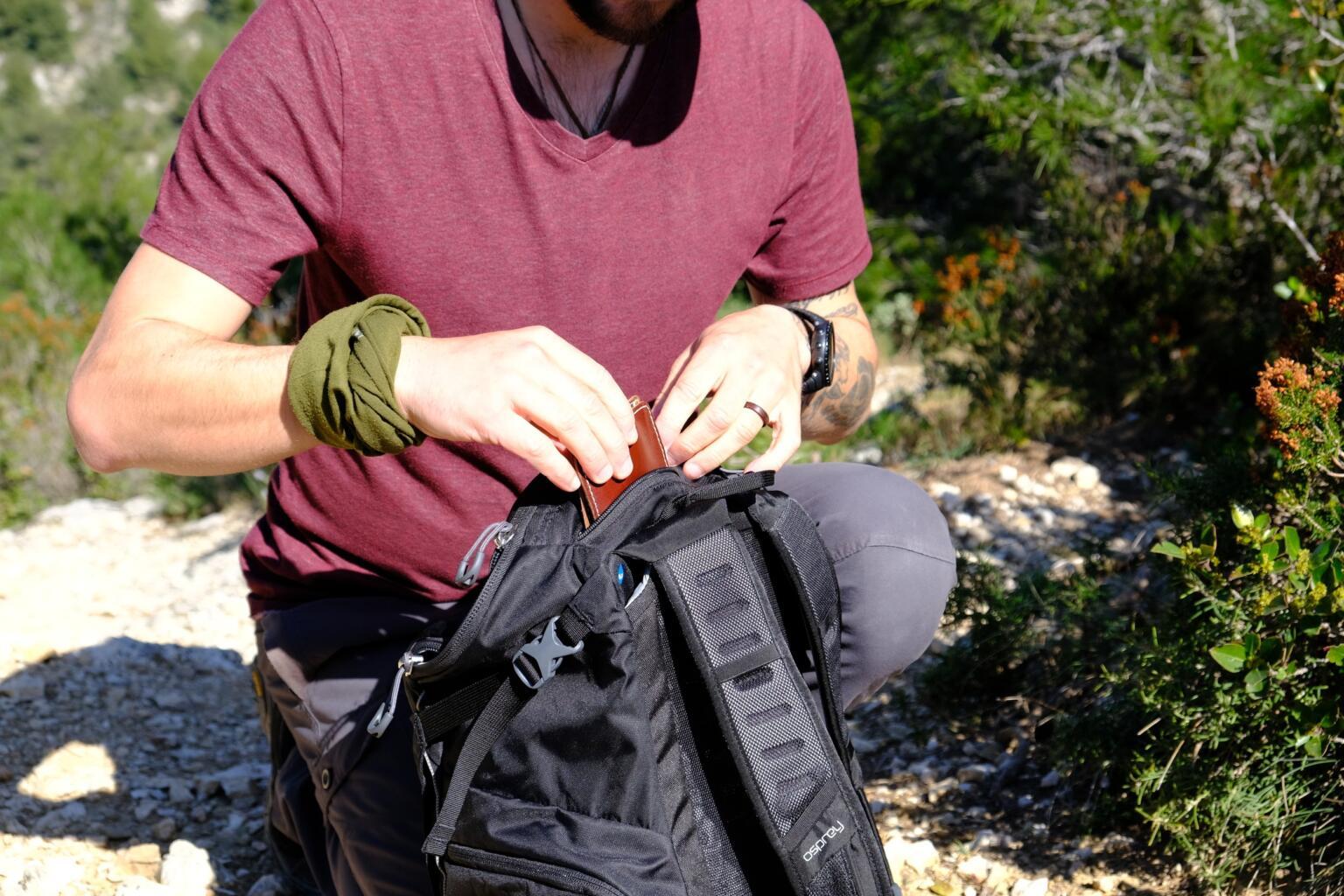 osprey skarab review