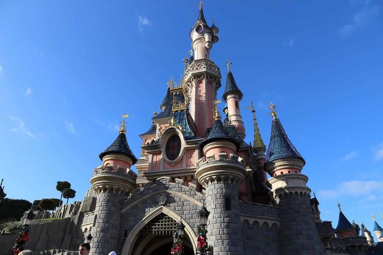 Disneyland Paris - fun placesto visit in Paris
