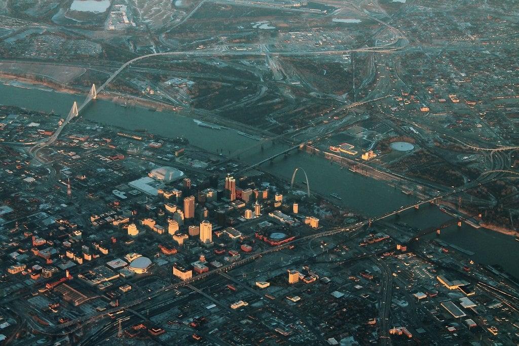 Downtown, St. Louis