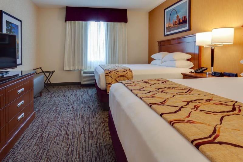 Drury Inn and Suites St Louis Forest Park
