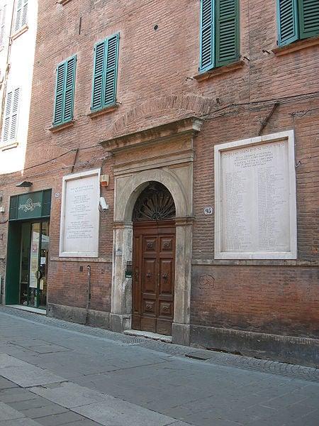 Ghetto Ebraico, Bologna