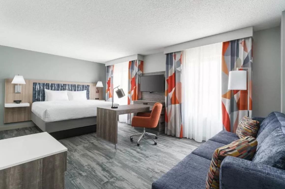 Hampton Inn and Suites Tampa Ybor City Downtown