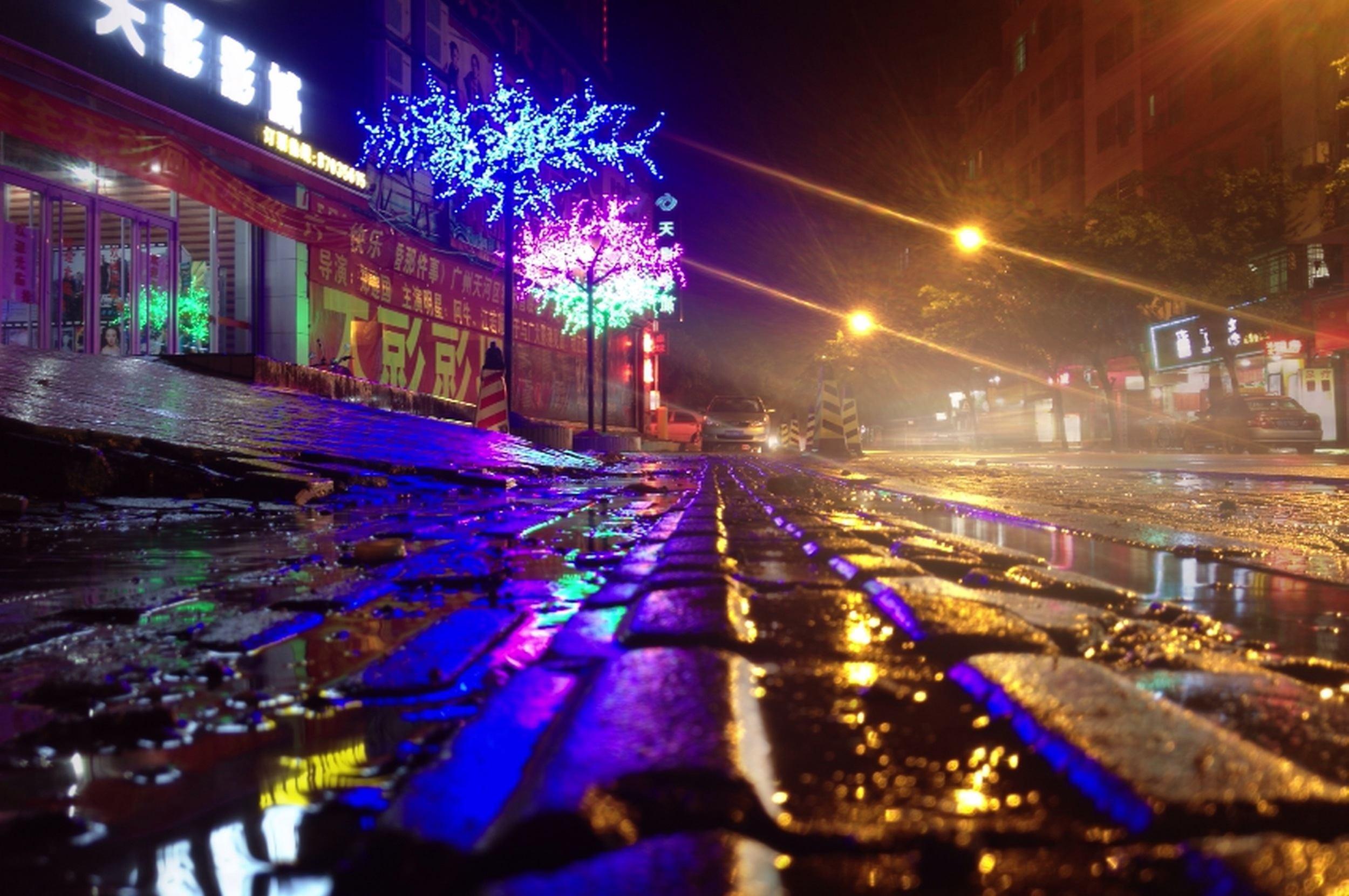 Huanshi Lu, Guangzhou