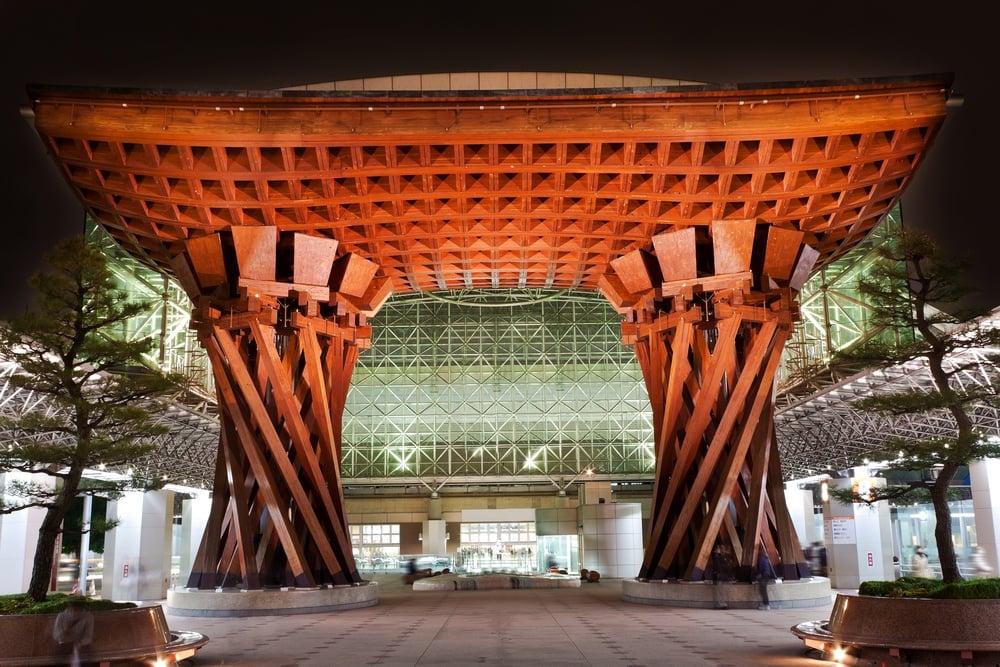 Kanazawa Station, Kanazawa