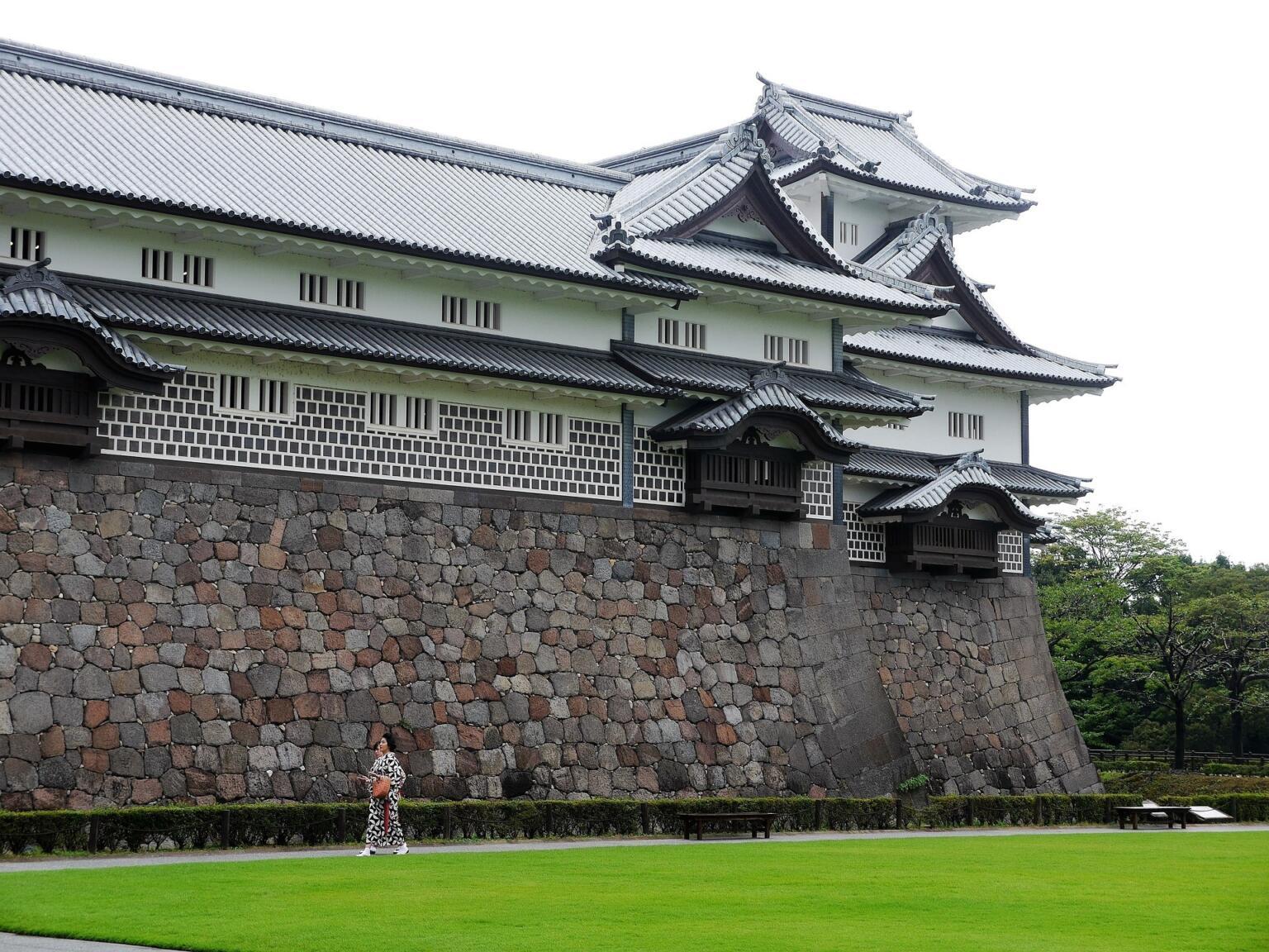 Kenrokumachi, Kanazawa
