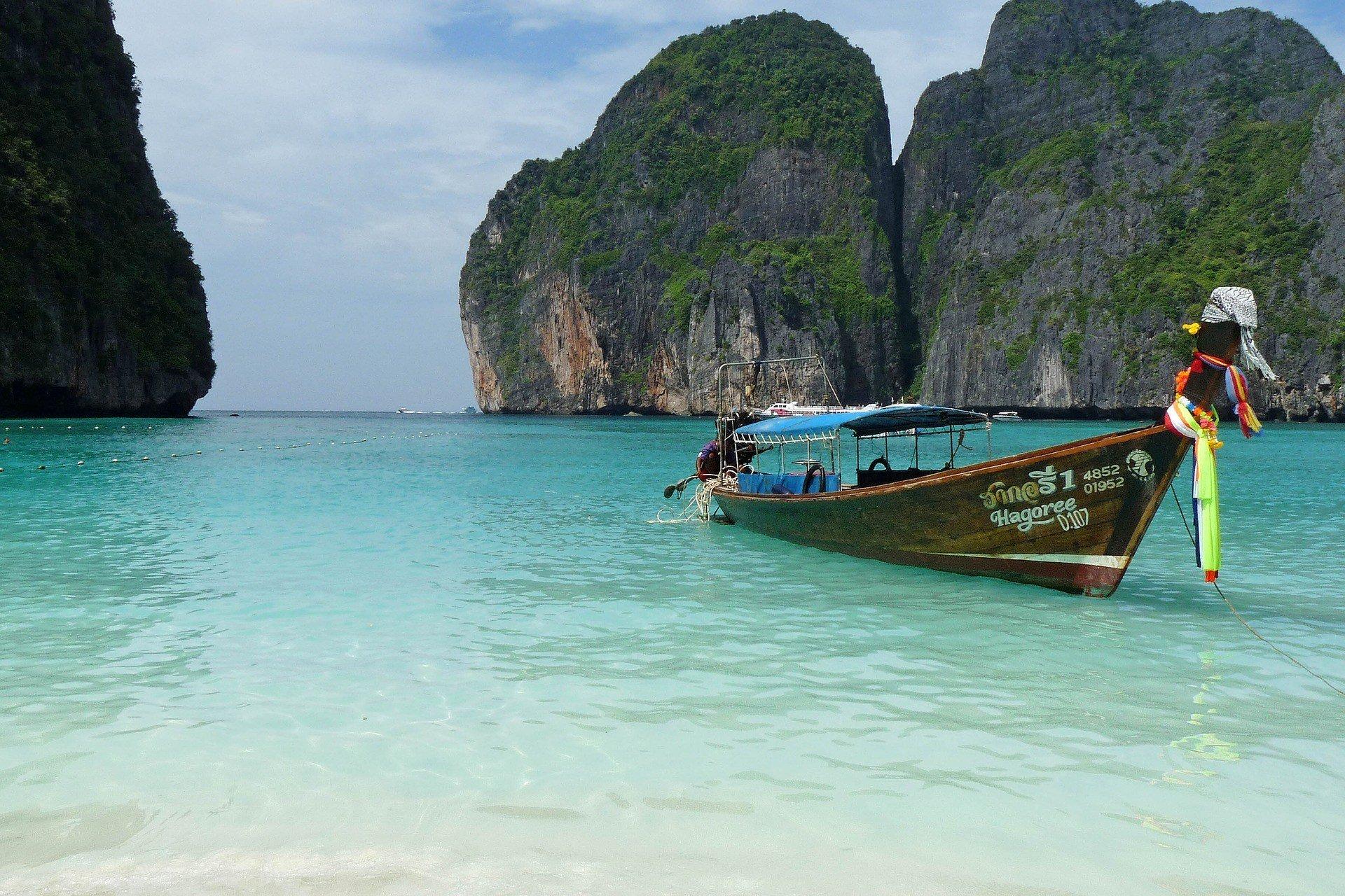 Koh Phi Phi, Krabi