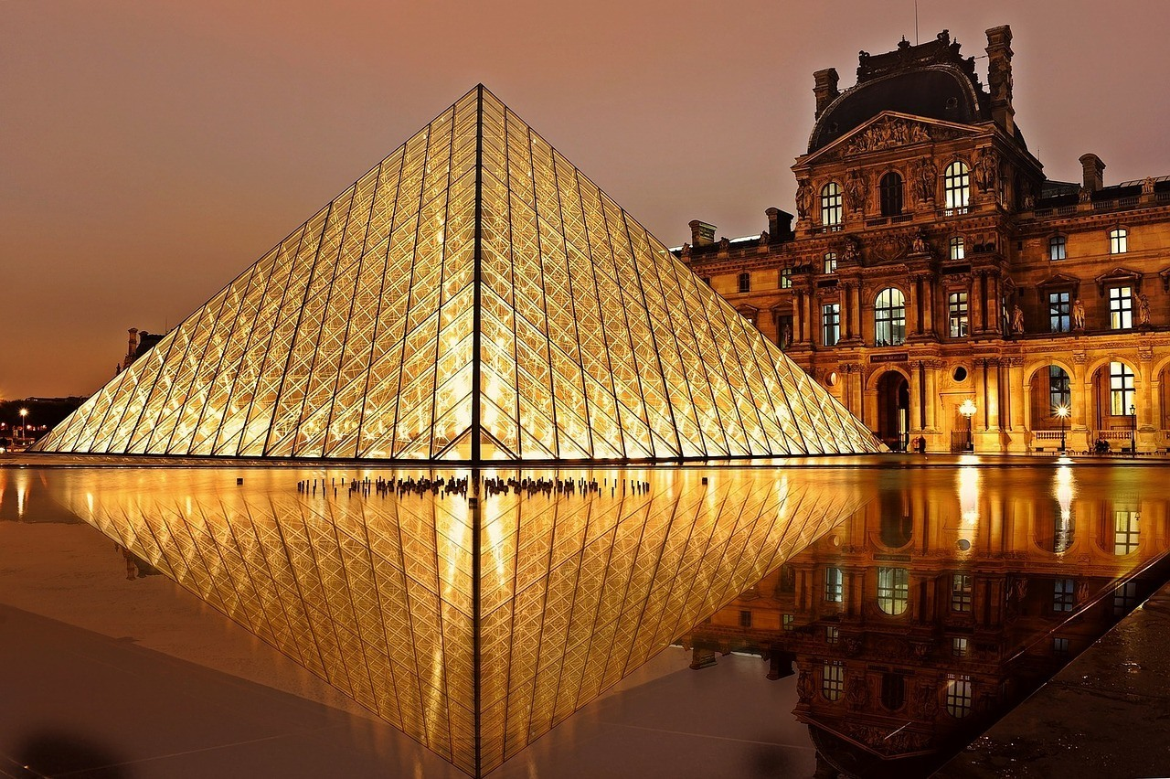 Louvre - One of the most amazing places in Paris to visit