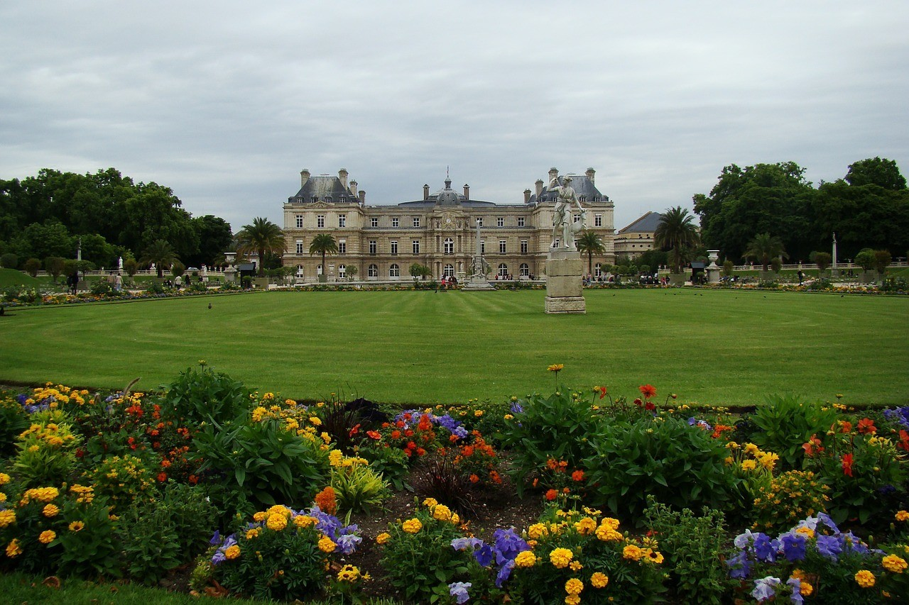 Luxembourg Gardens - A must visit place to visit in Paris on the weekend