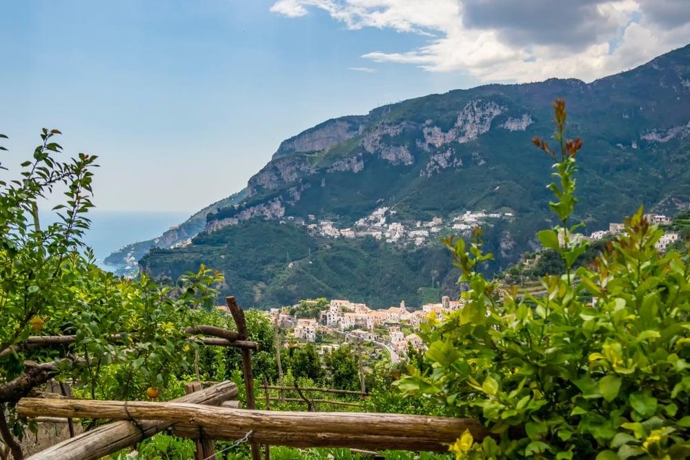 Montepertuso, Positano Italy