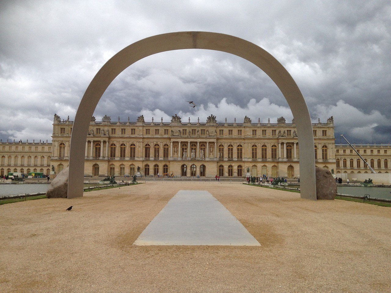 Palace of Versailles - A very cool place in Paris to go for a day