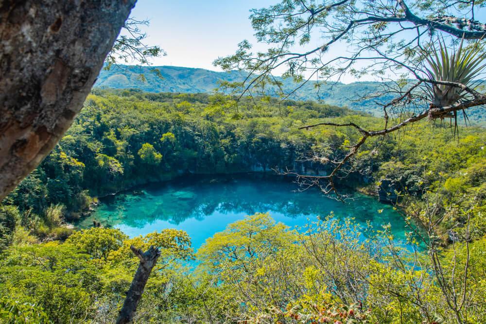 Национальный парк Сьерра-дель-Лакандон