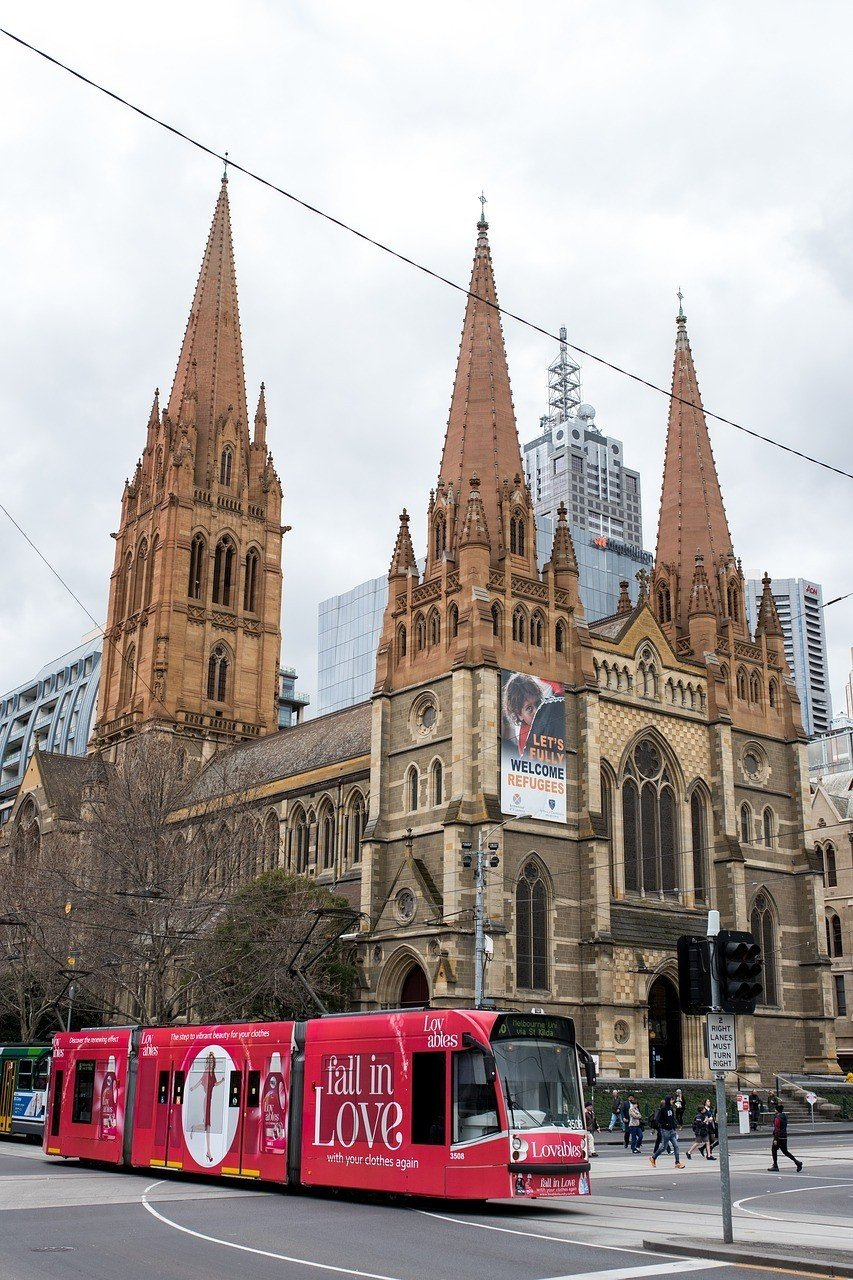 St. Paul's Cathedral melbourne