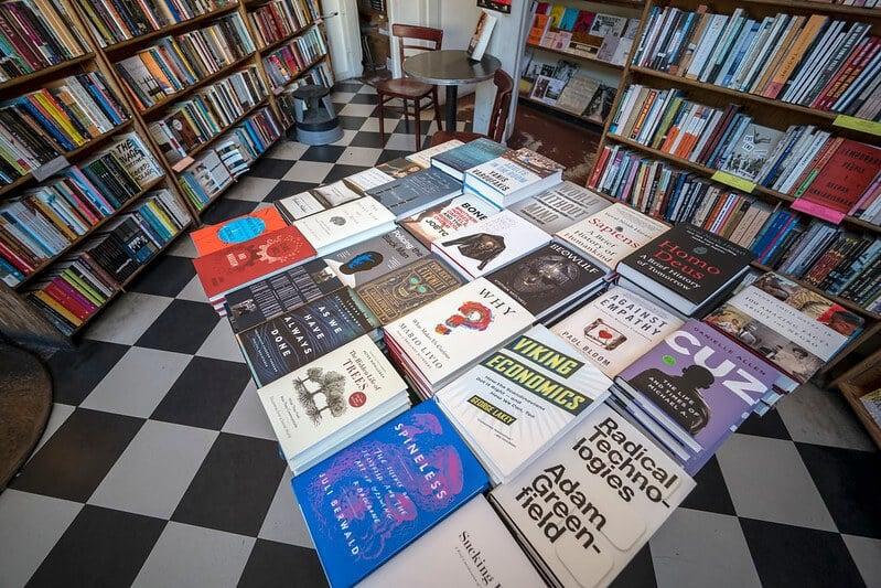 The City Lights Bookstore
