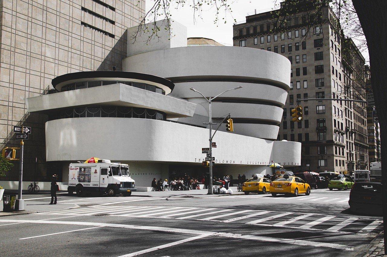 The Solomon R.GuggenheimMuseum