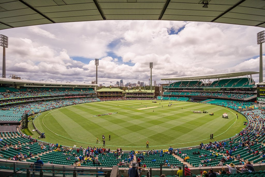 The Sydney Cricket Grounds - a missable place of interest in Sydney