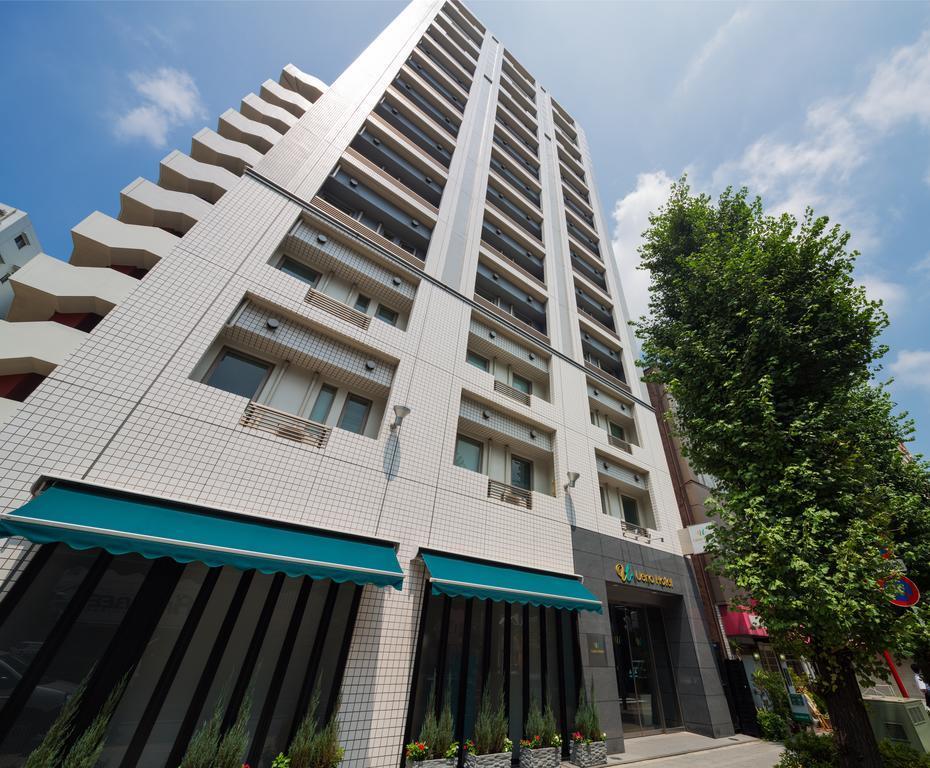 Ueno Hotel_Tokyo