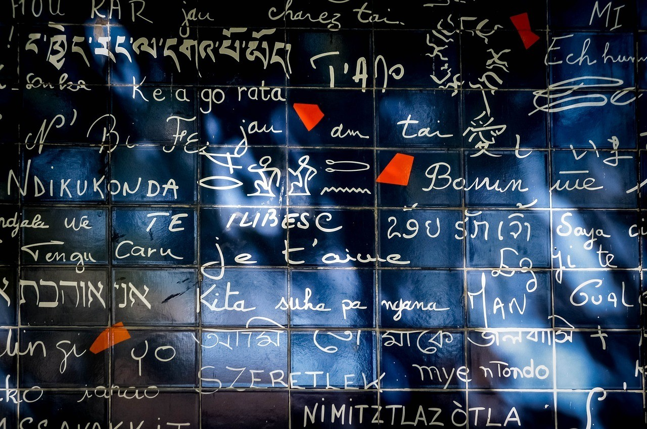 Wall of Love - Great place to visit in Paris for couples