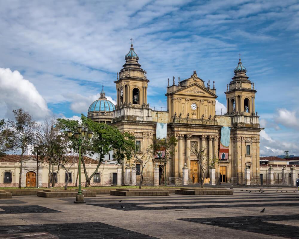 Зона 1 Гватемала-Сити