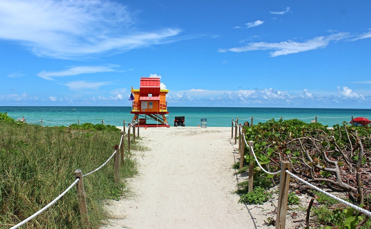 Miami Beach - top place to stay in Miami