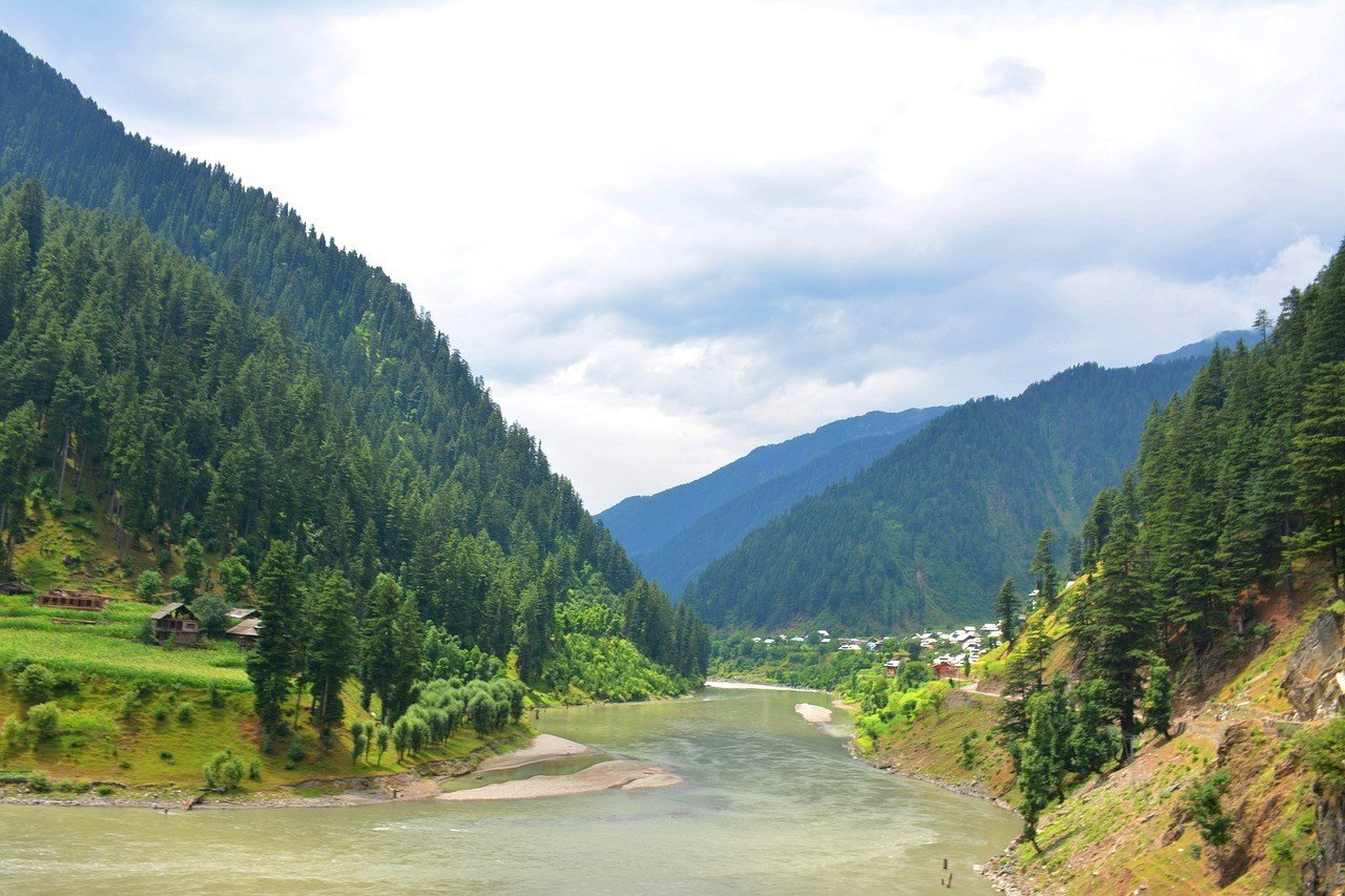 neelum valley, pakistan