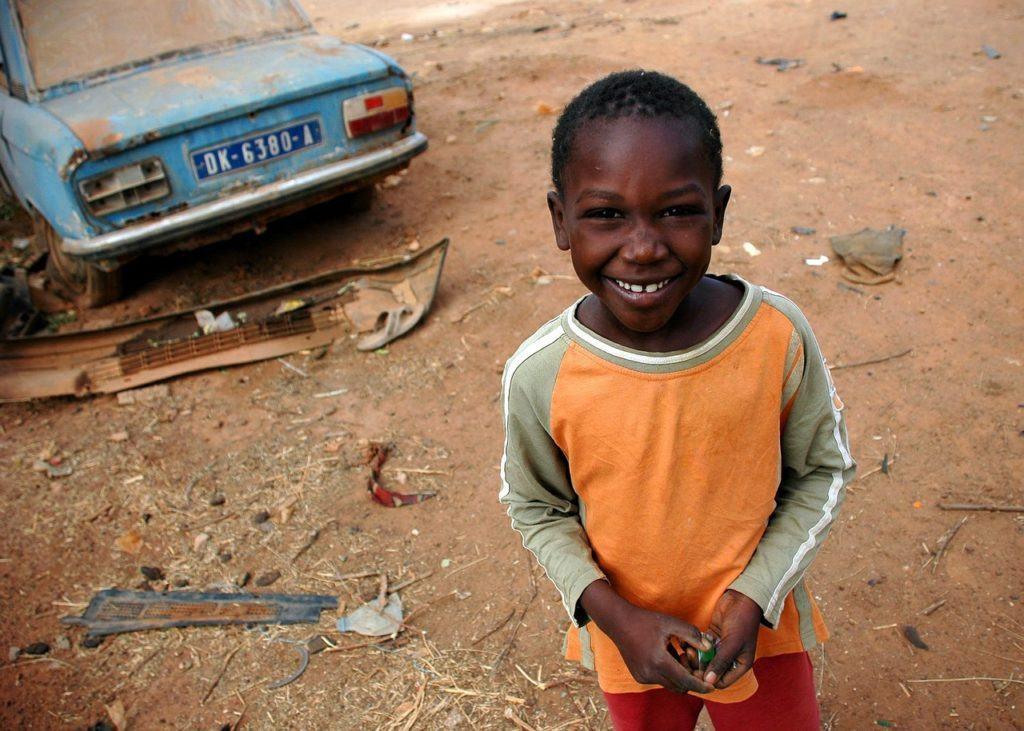 volunteering in senegal with children