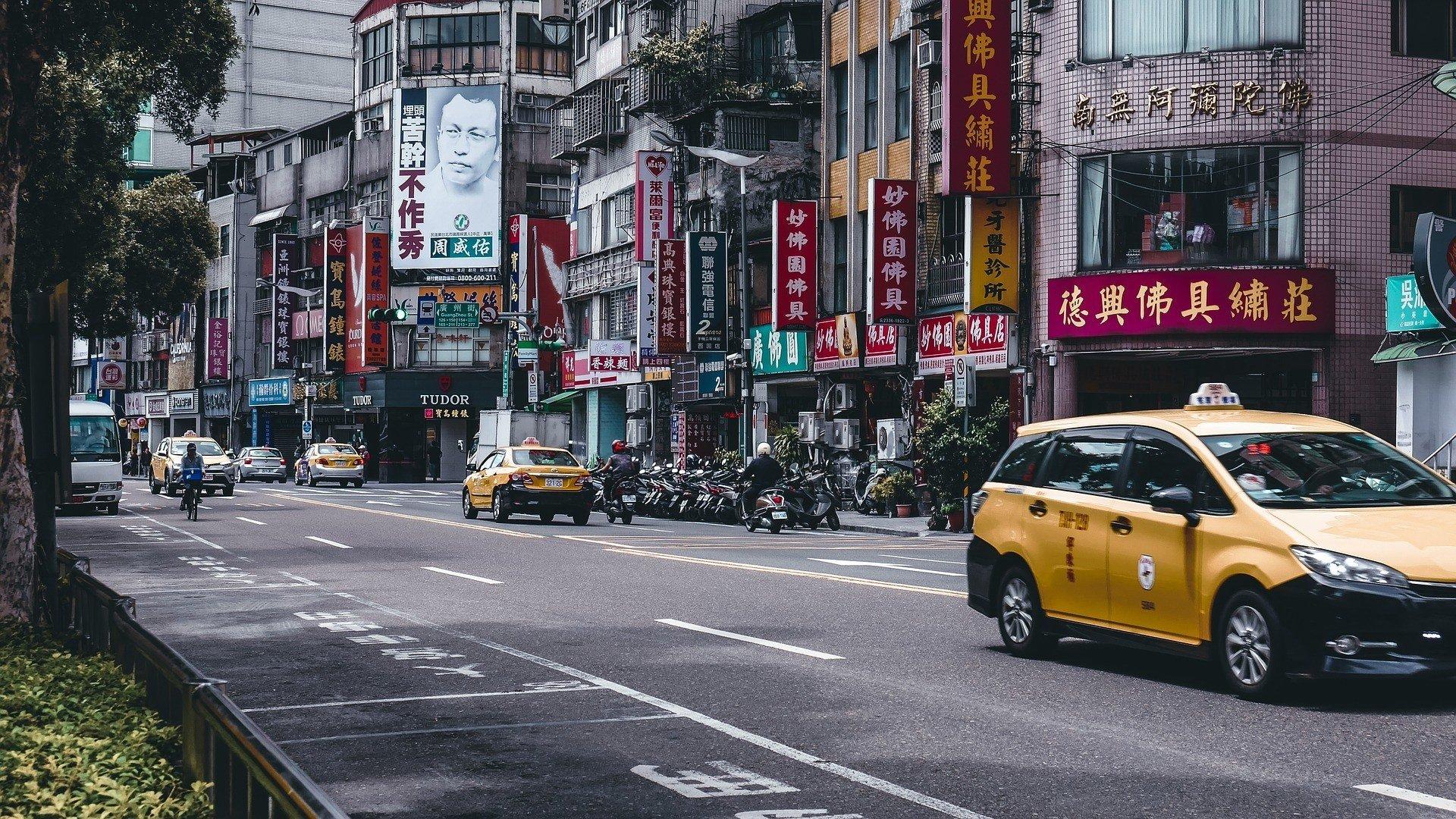 taiwan safe taxi