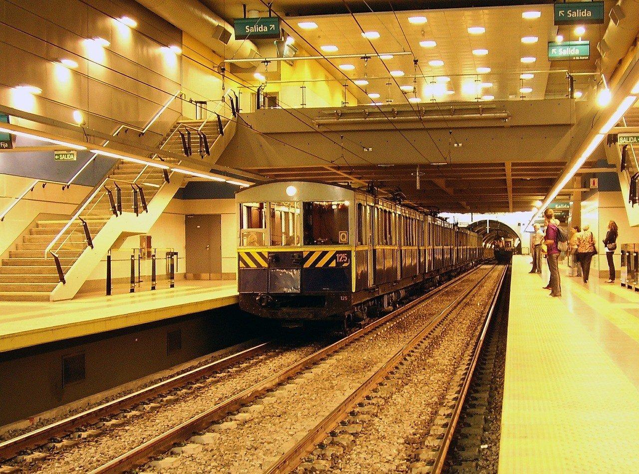 Train BA
