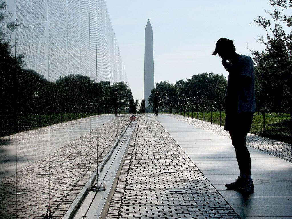 Backpacking Washington DC