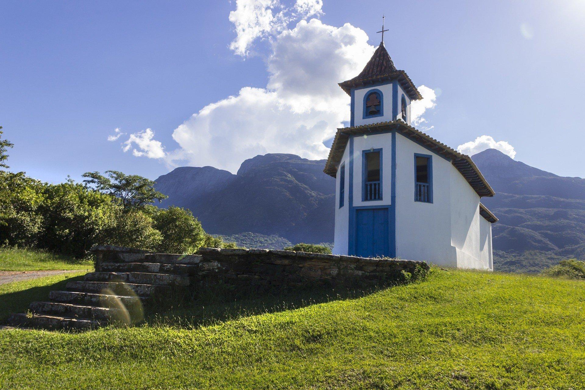 Brazil Minas Tourism