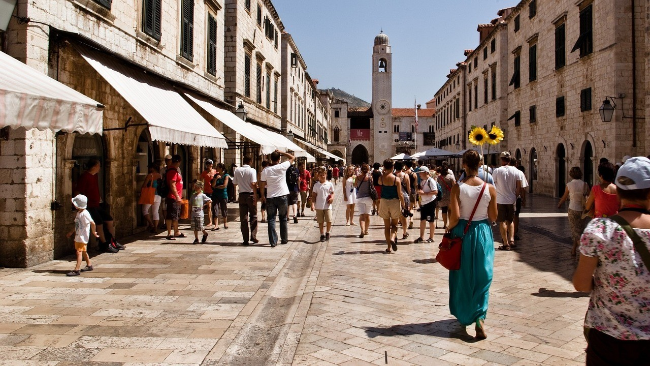 Street Croatia