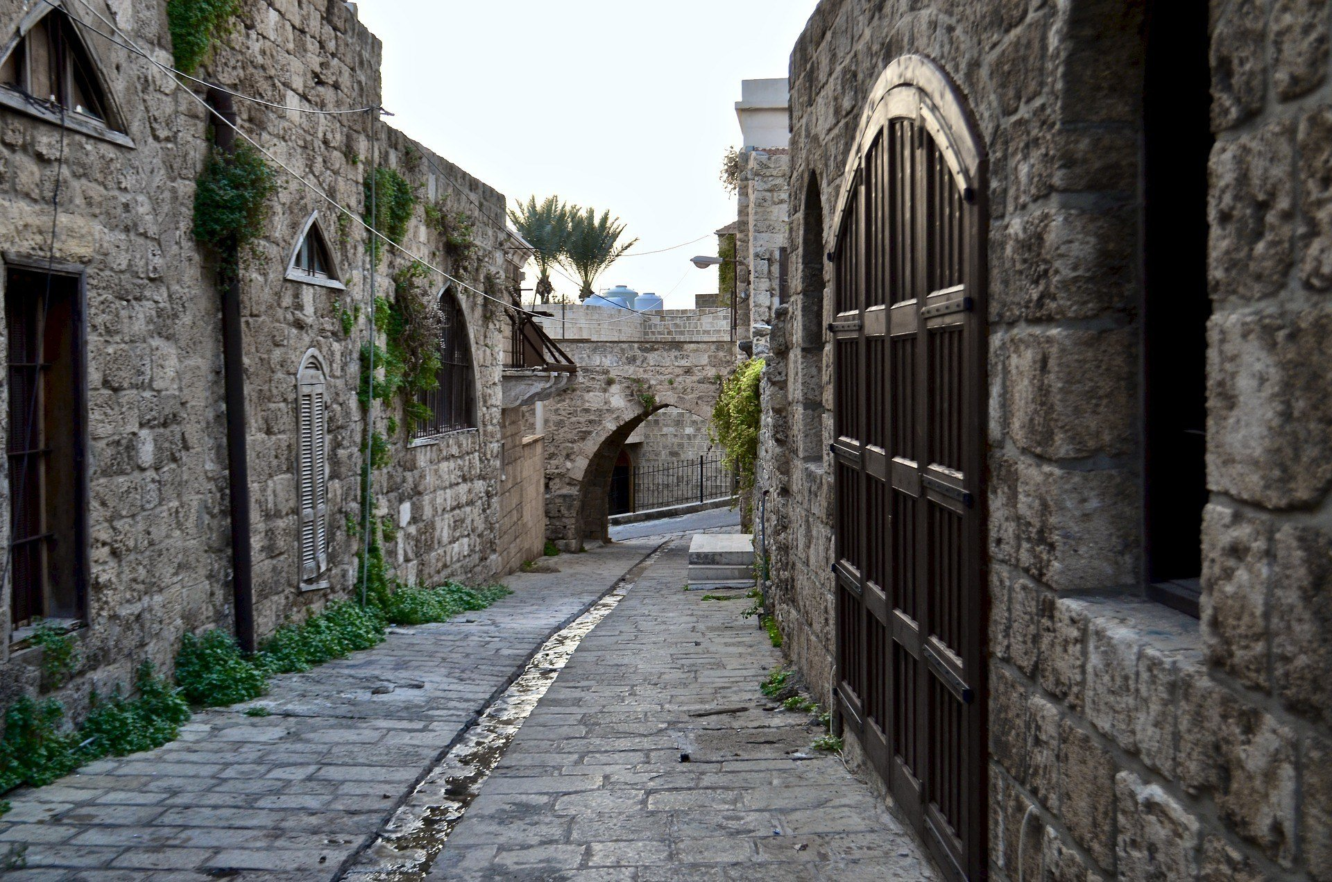 Old City Lebanon