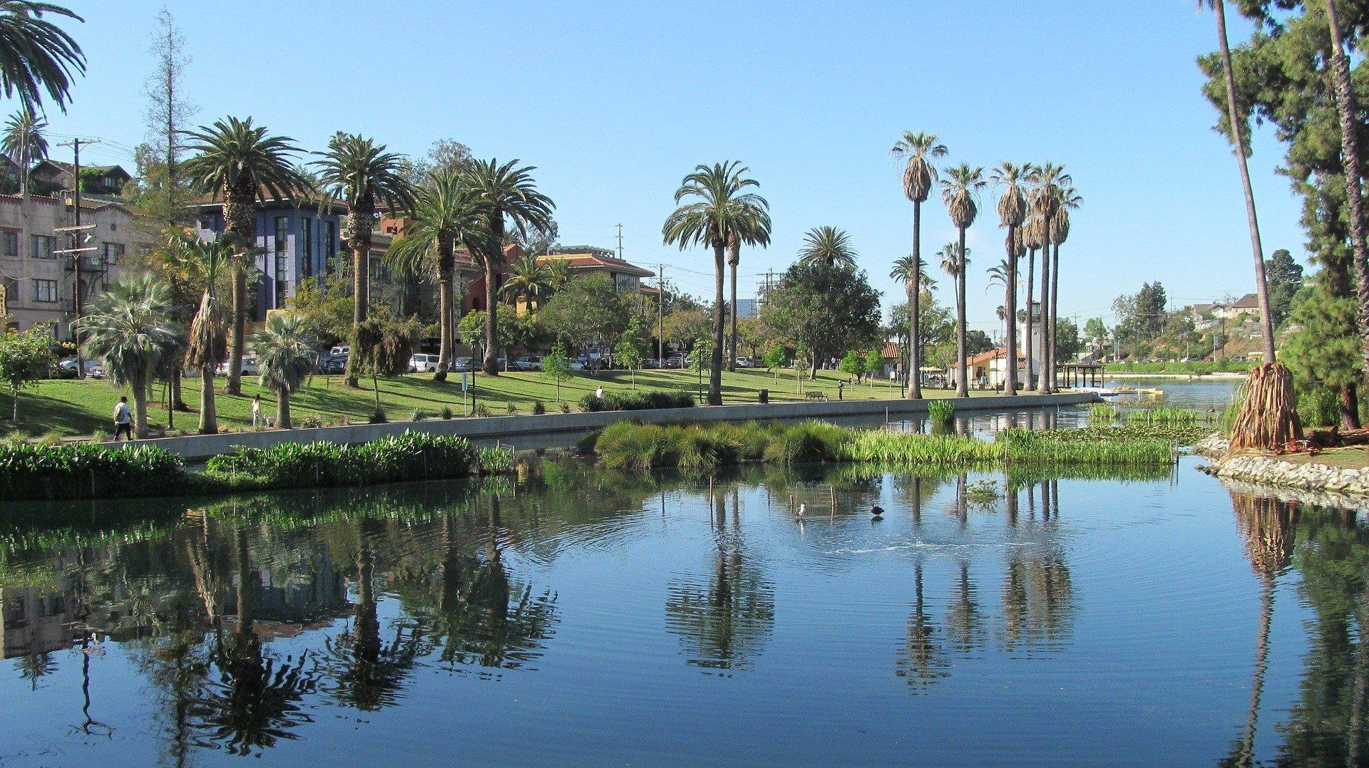 LA Lake