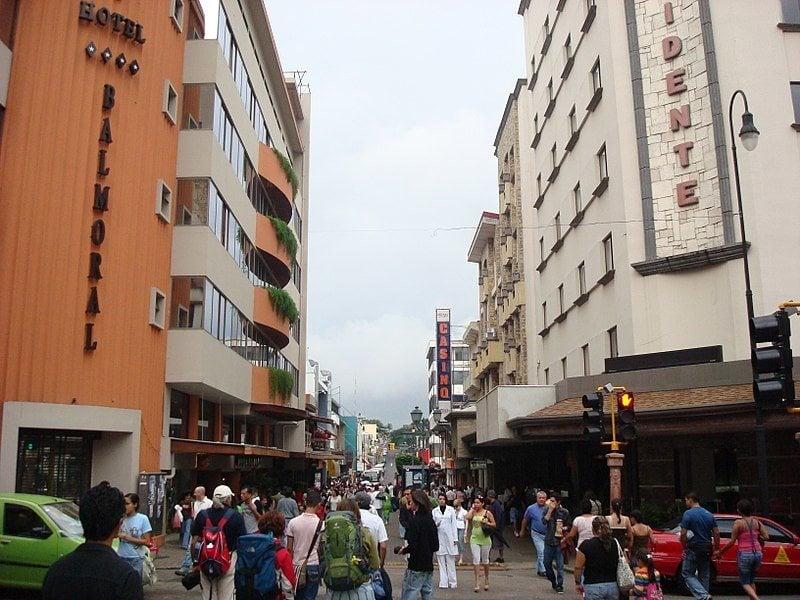 Central Avenue Boulevard
