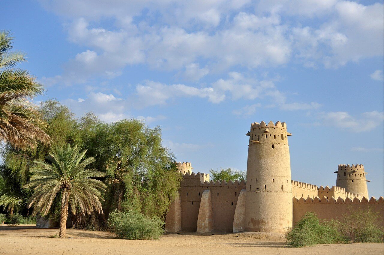 Al Jahili Fort, UAE