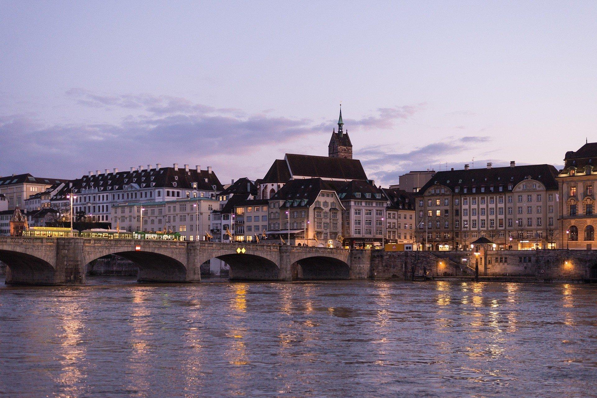 Altstadt Kleinbasel, Basel