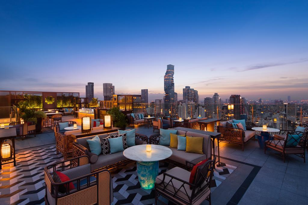Bangkok Marriott Hotel bangkok itinerary