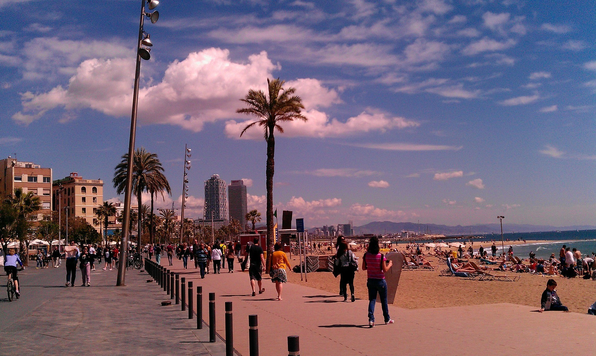 Barceloneta Beach