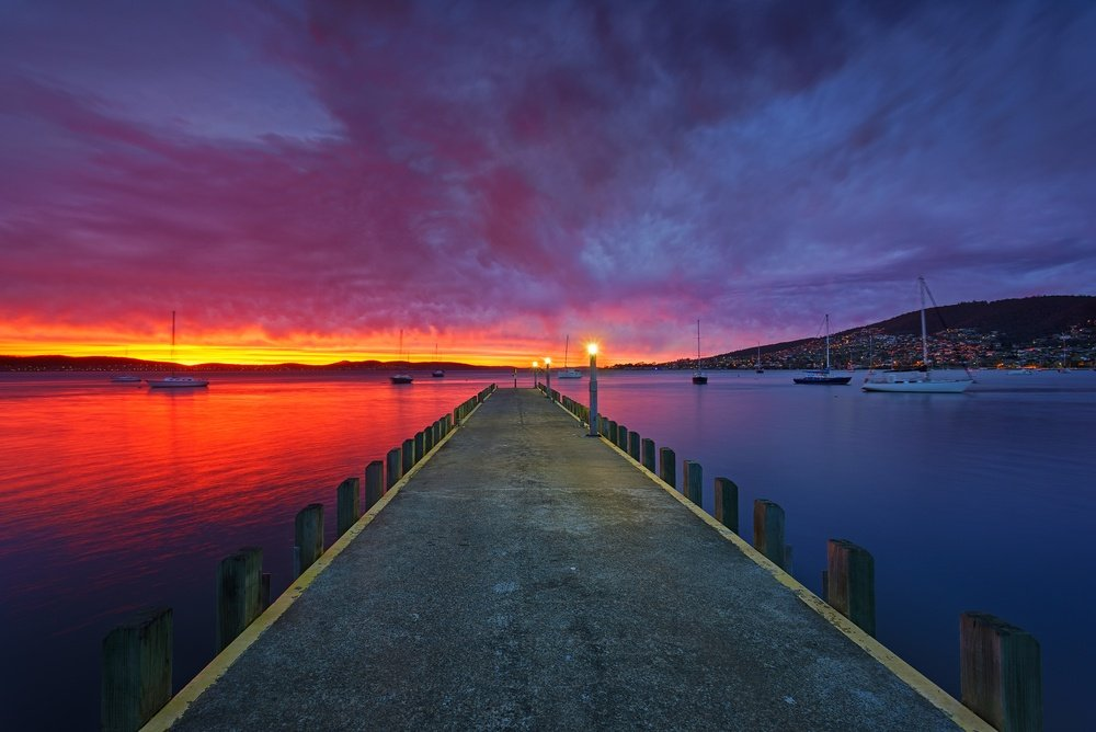 Battery Point, Hobart