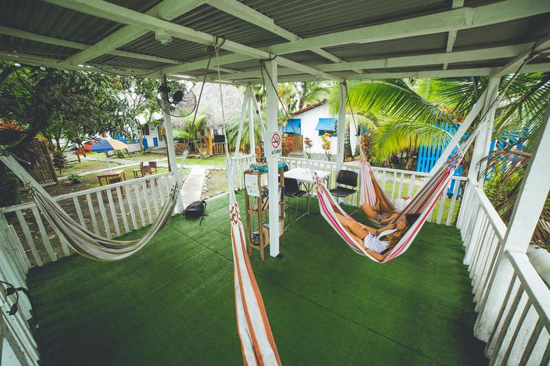 Caribe Hostel Bocos del Toro