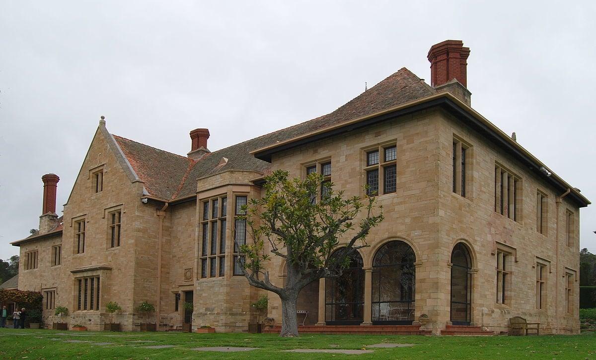 Carrick Hill House