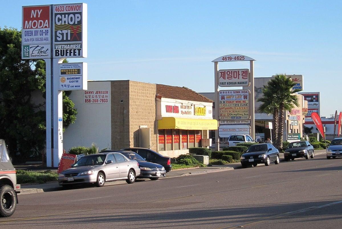 Convoy Street